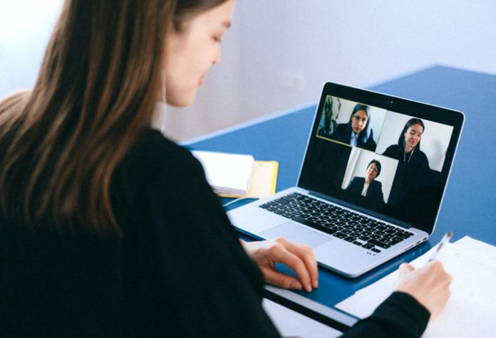 Zoom as the New Normal for Business Meetings