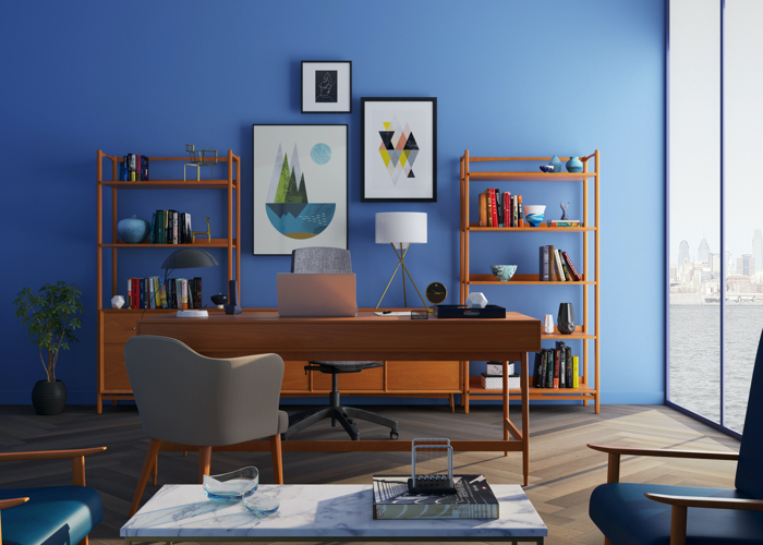 Room Paint Colors To Boost Employee Productivity